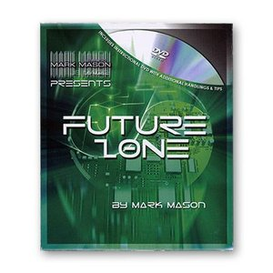 手品 マジック Future Zone (Wallet, DVD) by Mark Mason and JB Magic|magicu