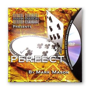 手品 マジック Perfect (With DVD) by Mark Mason and JB Magic|magicu
