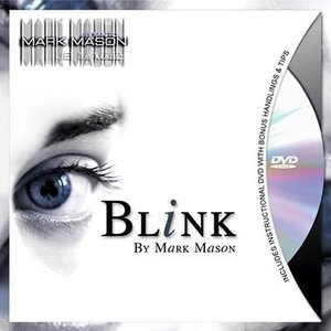 手品 マジック Blink (Gimmick and DVD) by Mark Mason and JB Magic|magicu