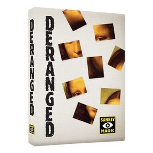 手品 マジック Deranged (DVD & Gimmicks) by Jay Sankey|magicu