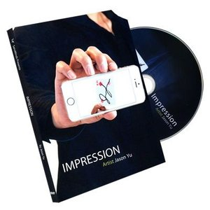 手品 マジック Impression (DVD and Gimmick) by Jason Yu and SansMinds|magicu