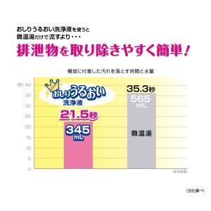 リフレ おしりうるおい洗浄液 350ml|magokoro-s|04