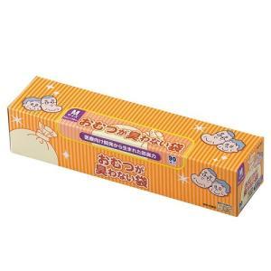 クリロン化成 おむつが臭わない袋 驚異の防臭袋 BOS大人用 Mサイズ 90枚入 驚きの消臭力