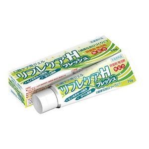 薬用ハミガキ リフレケアH フレッシュライム風味 70g|magokoro-s