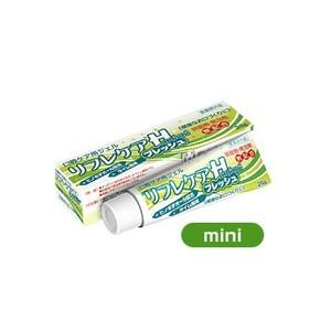 薬用ハミガキ リフレケアH mini フレッシュライム風味 20g|magokoro-s