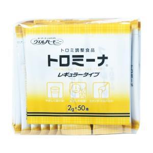 介護食 とろみ剤 トロミーナ レギュラータイプ(2gx50本)