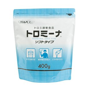 介護食 とろみ剤 トロミーナ ソフトタイプ(400g)