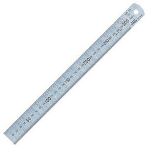 【送料無料】コクヨ ステンレス直定規30cm 1個