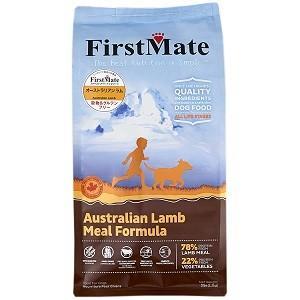 ファーストメイトドッグフード オーストラリアンラム 2.3kg|magpet