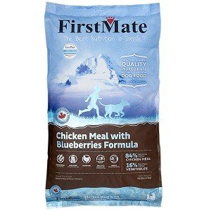 ファーストメイトドッグフード チキン ウィズ ブルーベリー 13kg|magpet