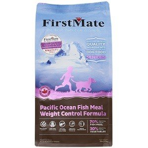 ファーストメイトドッグフード パシフィックオーシャンフィッシュ  シニア/ウェイトコントロール 2.3kg|magpet