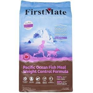 ファーストメイトドッグフード パシフィックオーシャンフィッシュ  シニア/ウェイトコントロール 6.6kg|magpet