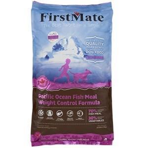 ファーストメイトドッグフード パシフィックオーシャンフィッシュ  シニア/ウェイトコントロール 13kg|magpet