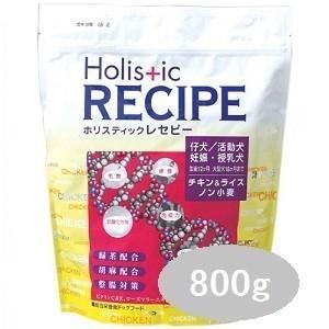 ホリスティックレセピー パピー チキン&ライス 800g magpet