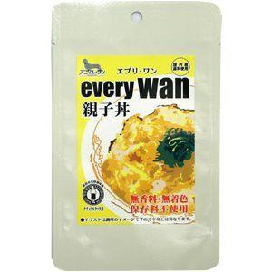 (株)アニマル・ワン every wan 親子丼 60g|magpet