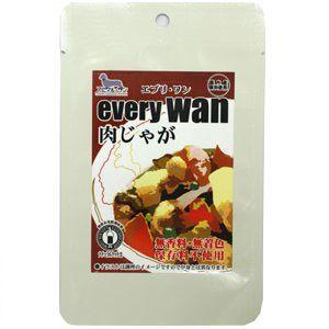 (株)アニマル・ワン every wan 肉じゃが 60g|magpet