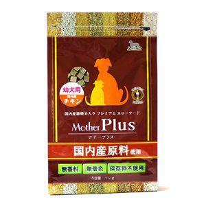 (株)アニマル・ワン Mother Plus チキン・幼犬用 1Kg|magpet