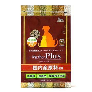 (株)アニマル・ワン Mother Plus チキン・成犬用 1Kg|magpet