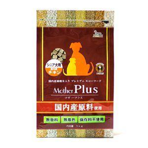 (株)アニマル・ワン Mother Plus チキン・シニア犬用 1Kg|magpet