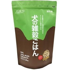 (株)アニマル・ワン 犬の雑穀ごはん 1.6Kg|magpet