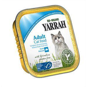 YARRAH(ヤラー) チキンと魚のキャットチャンク 100g|magpet