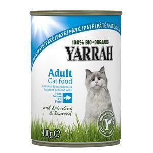 YARRAH(ヤラー) キャットディナー フィッシュ缶 400g|magpet