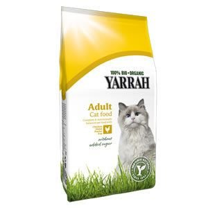 YARRAH(ヤラー) 100%オーガニックキャットフード チキン 800g|magpet