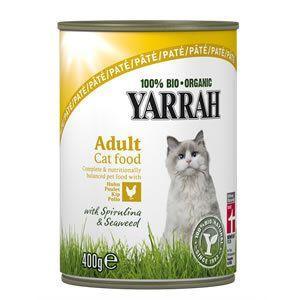 YARRAH(ヤラー) キャットディナー チキン缶 400g|magpet