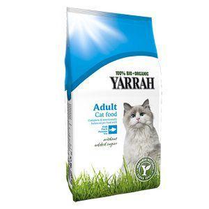 YARRAH(ヤラー) 100%オーガニックキャットフード フィッシュ 800g|magpet