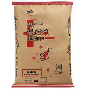 キョーリン 咲ひかり 色揚用 沈下(M) 20Kg|magpet