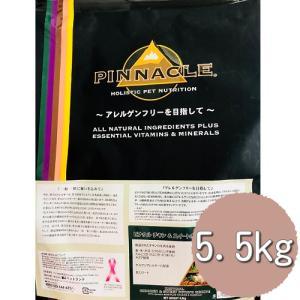 ピナクルチキン&オーツ5.5Kg|magpet