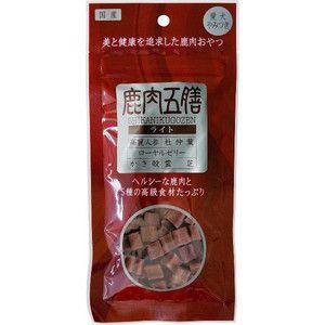 オリエント 鹿肉五膳 ライト 50g|magpet