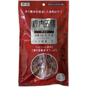 オリエント 鹿肉五膳 ライト 200g|magpet