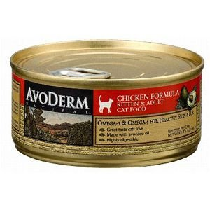 アボダーム キャット缶 チキン 156g|magpet