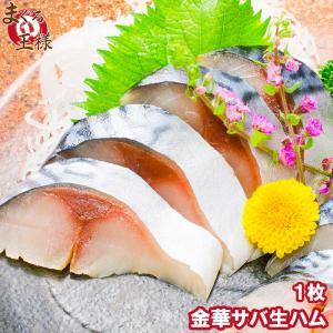 金華さば 金華サバ 燻製生ハム 110g×1 (さば サバ 鯖)