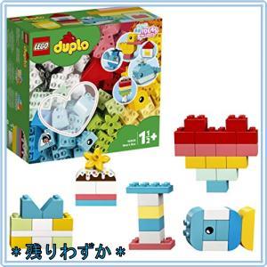 レゴ(LEGO) デュプロ デュプロのいろいろアイデアボックスハート 10909