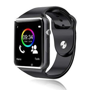 スマートウォッチ 2019 smart watch スマートウォッチ通話機能付き bluetooth...
