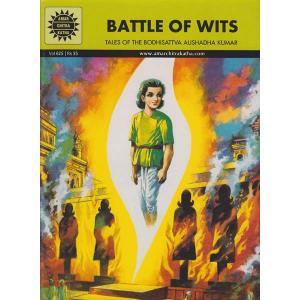 インドの漫画 Battle of Wits 英語版|mahanadi