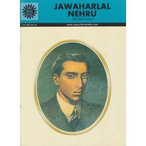 インドの偉人マンガ  『ネルー元首相』 英語版  BO-COM-JN|mahanadi