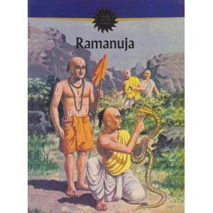 インドの偉人マンガ  『Ramanuja』 英語版  BO-COM-RMNJ|mahanadi