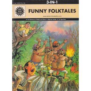 インドの漫画 インドのおもしろ民話集 英語版|mahanadi