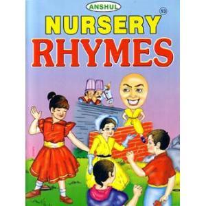 インドの英語絵本 『Anshul Nursery Rhymes』  BO-LAN14 mahanadi