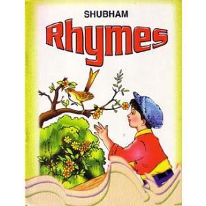 インドの英語絵本 『Shubham Rhymes』  BO-LAN15 mahanadi