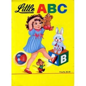 インドの英語独習本 『Little ABC』  BO-LAN18|mahanadi