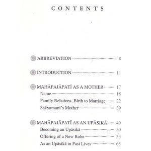 MAHAPAJAPATI -The First Bhikkuni- Shobha Rani Dash|mahanadi|02