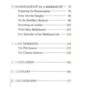 MAHAPAJAPATI -The First Bhikkuni- Shobha Rani Dash|mahanadi|03