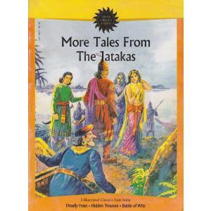 インドの漫画 続続・ジャータカ三部作 英語版|mahanadi