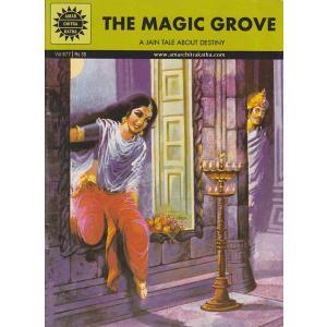 インドの漫画 The Magic Grove 英語版|mahanadi