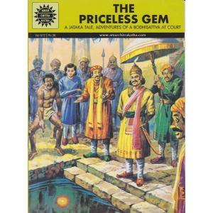 インドの漫画 ジャータカ The Princeless Gem 英語版|mahanadi