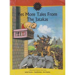 インドの漫画 続続続ジャータカ三部作 英語版|mahanadi